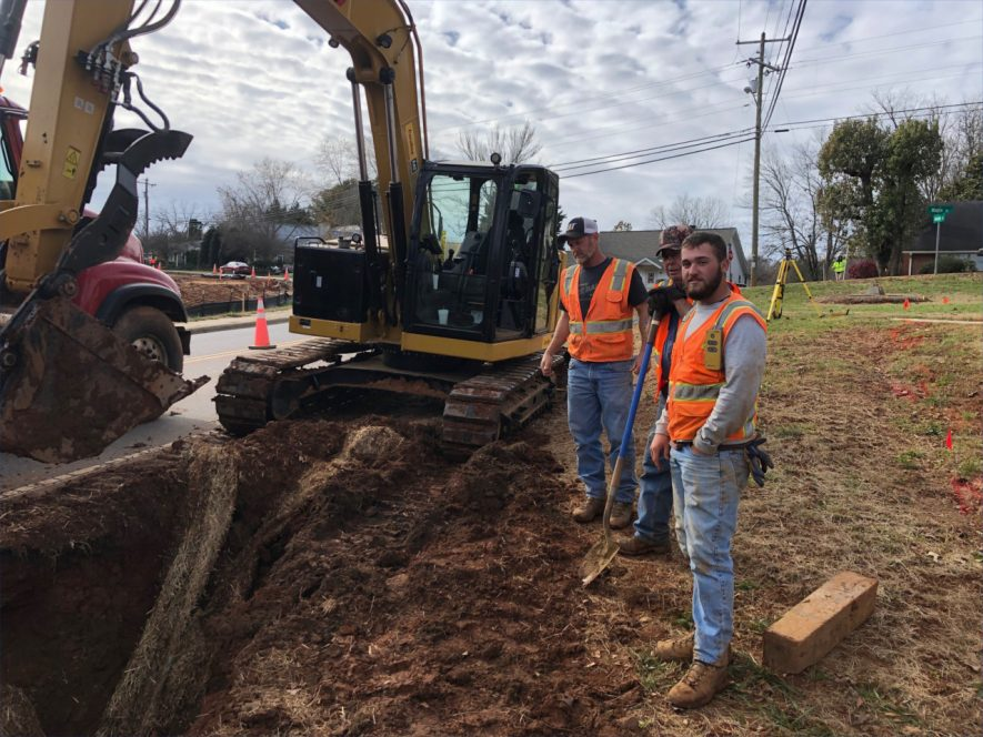 unlimited nc highway construction certification